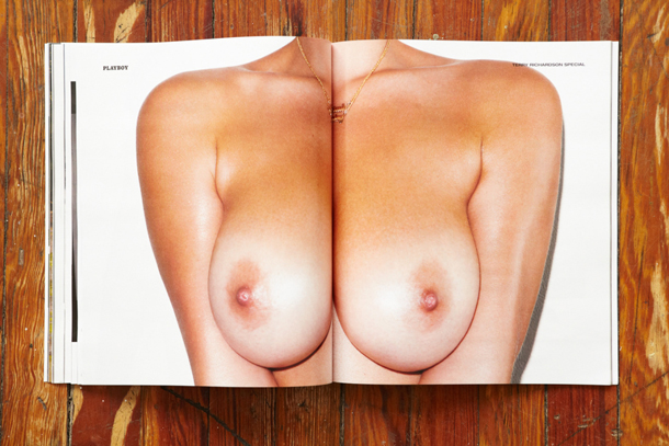 Terry Richardson California Dreaming for Playboy Magazine-8
