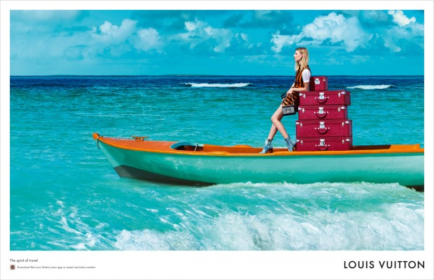 Louis Vuitton Spirit of Travel Spring Summer 2015
