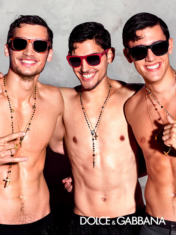 Dolce Gabbana SS15 Eyewear Campaign-2