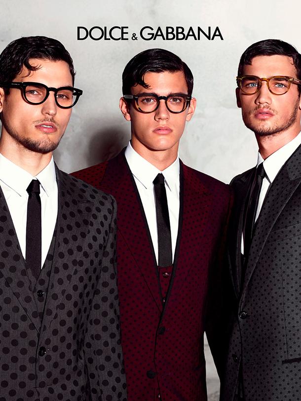 Dolce Gabbana SS15 Eyewear Campaign-3