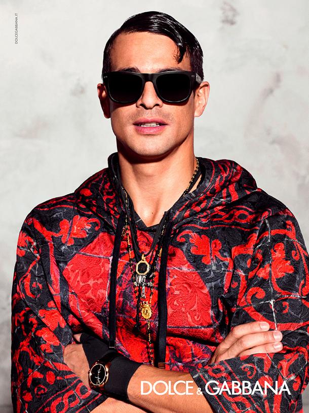Dolce Gabbana SS15 Eyewear Campaign-4