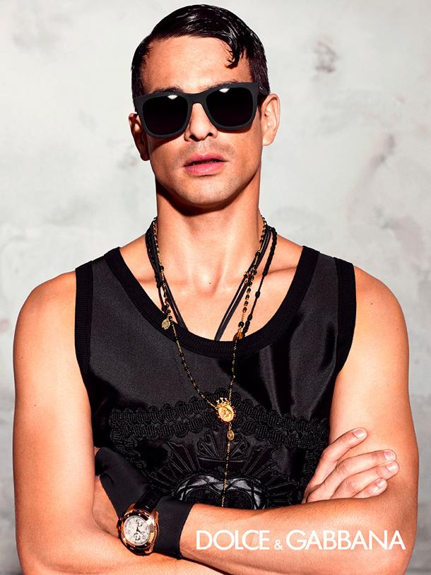 Dolce Gabbana SS15 Eyewear Campaign-5