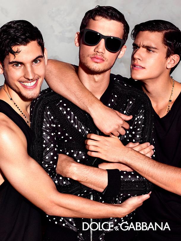 Dolce Gabbana SS15 Eyewear Campaign