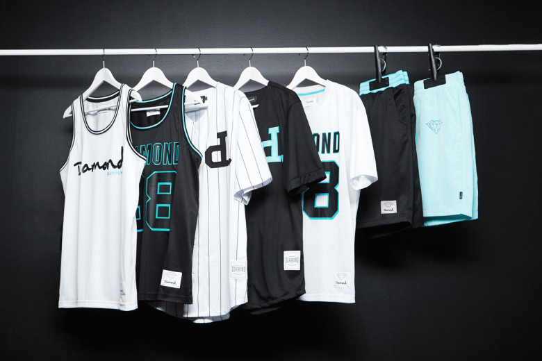 PacSun x Diamond Supply Co Spring Training 2015 Collection