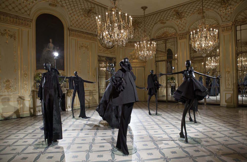 Greta Constantine FW 2015 at Paris Fashion Week