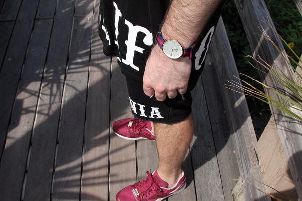 Coachella x HM Mens-Half Body-Reebok Sneaker