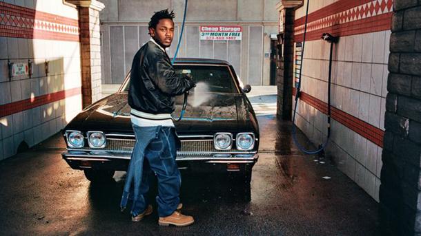 Kendrick Lamar for Rolling Stone