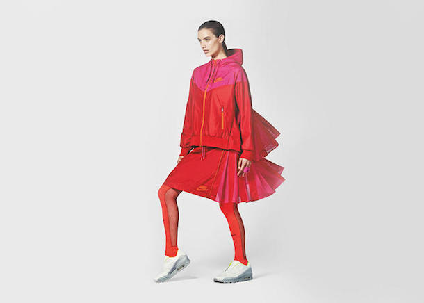 Nikelab x sacai Spring 2015 Lookbook-2