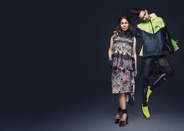 Nikelab x sacai Spring 2015 Lookbook-29