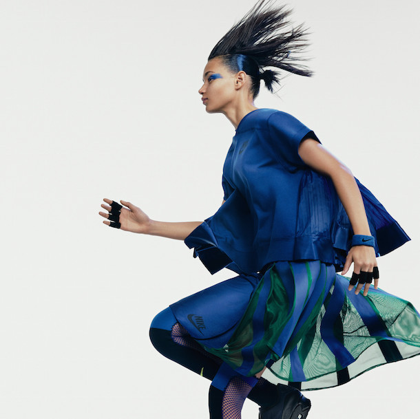 Nikelab x sacai Spring 2015 Lookbook-9
