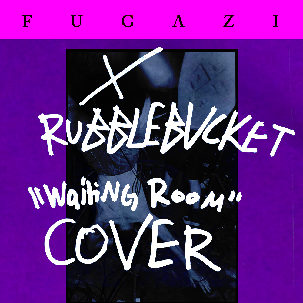 Rubblebucket Cover Fugazi S Waiting Room Sidewalk Hustle