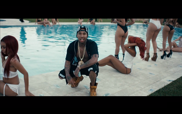Tyga 40 Mill Music Video