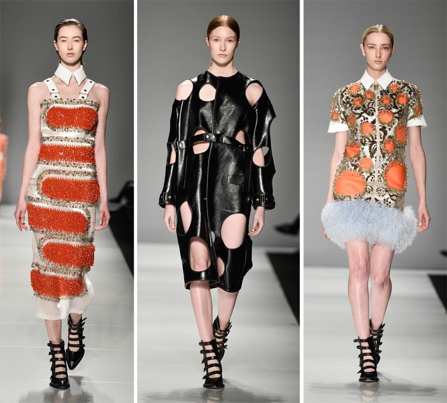 Mikhael Kale Fall Winter 2015 at Toronto Fashion Week-4