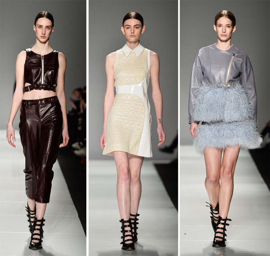 Mikhael Kale Fall Winter 2015 at Toronto Fashion Week-6