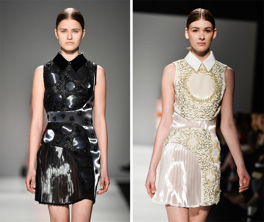 Mikhael Kale Fall Winter 2015 at Toronto Fashion Week-7
