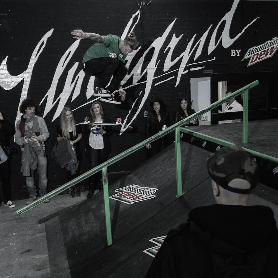 Underground by Mountain Dew-4