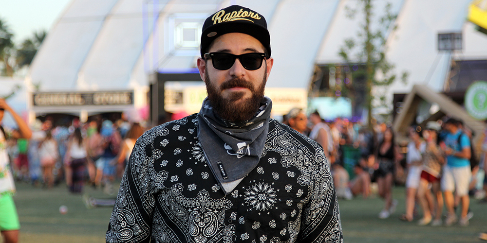 Mens Style: H&M LOVES COACHELLA
