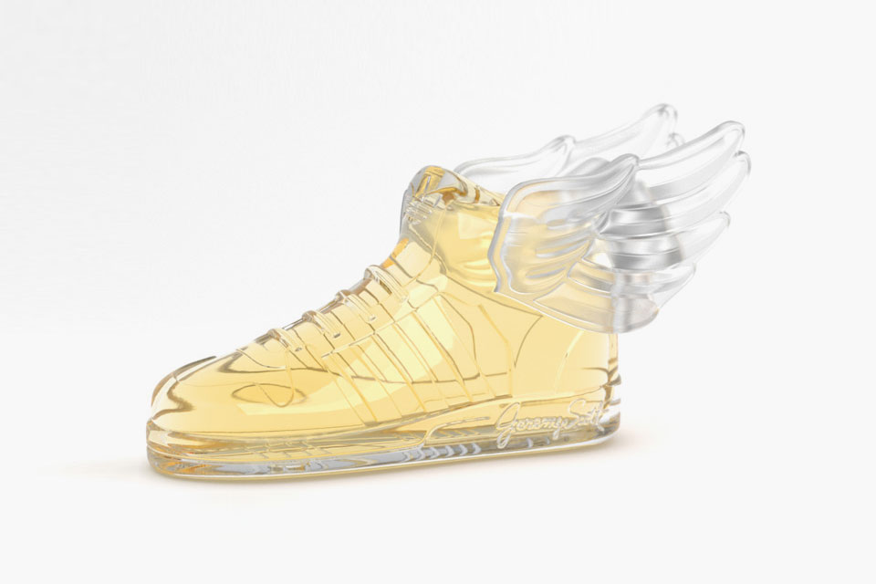 Jeremy Scott x adidas originals perfume