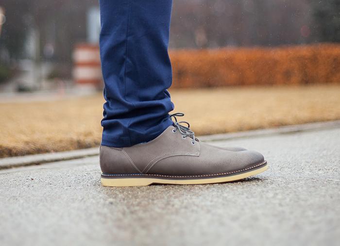 La Cost Shoes - Close Up Side