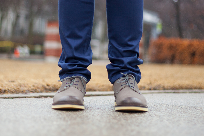 La Cost Shoes - Close Up