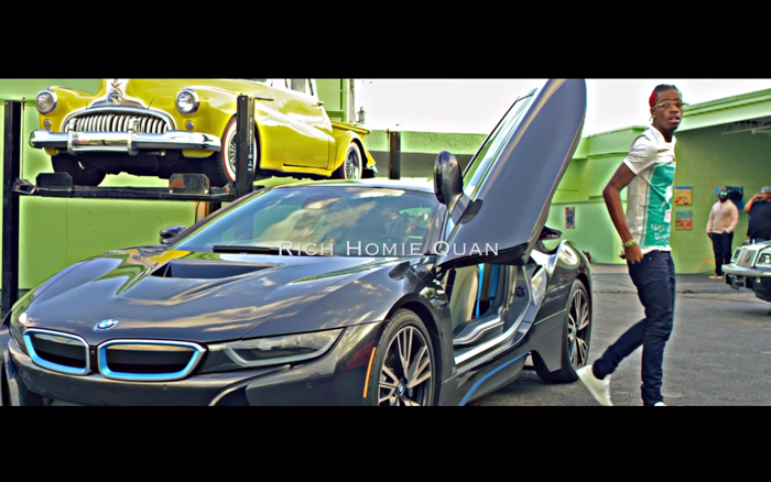 Rich Homie Quan Flex Ooh Ooh Ooh Music Video