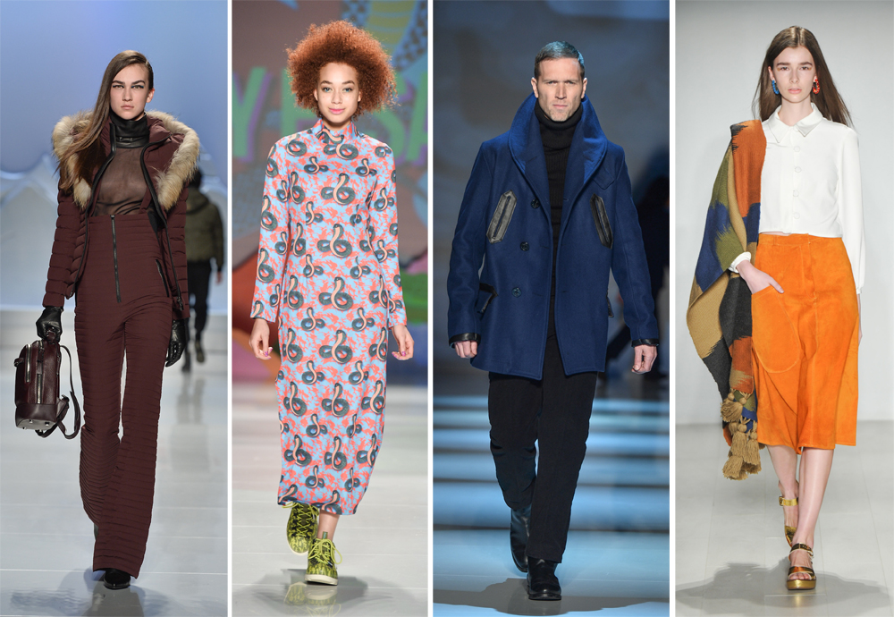 Malorie-Urbanovitch-Hayley-Elsaesser-Klaxon-Howl-Mackage-FW-2015-Toronto-Fashion-Week