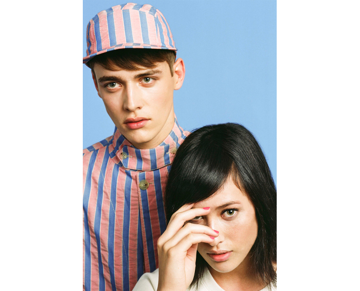 Maison Kitsune 2015 Spring Spring Shake Capsule Collection-4