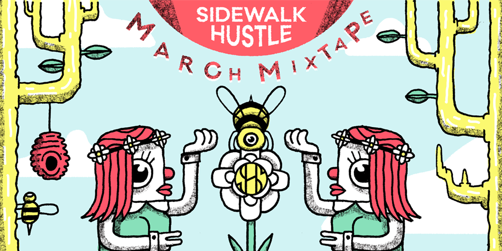 Sidewalk Hustle Mixtape