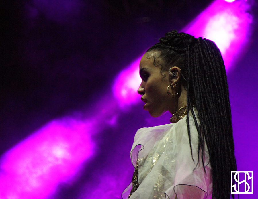 FKA Twigs Coachella 2015