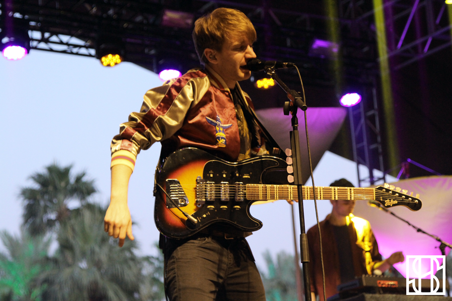 Glass Animals Coachella 2015-2