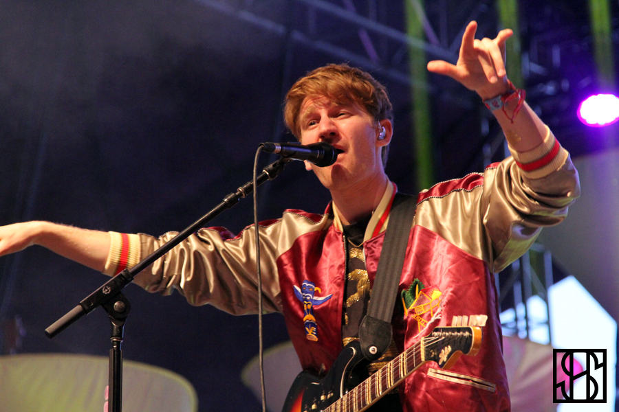 Glass Animals Coachella 2015