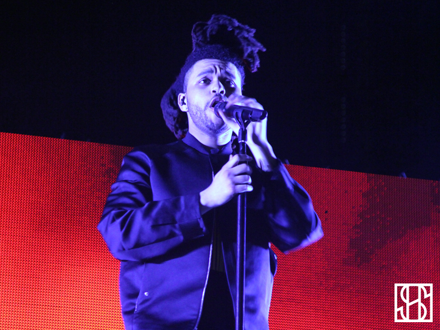 The Weeknd Coachella 2015-8