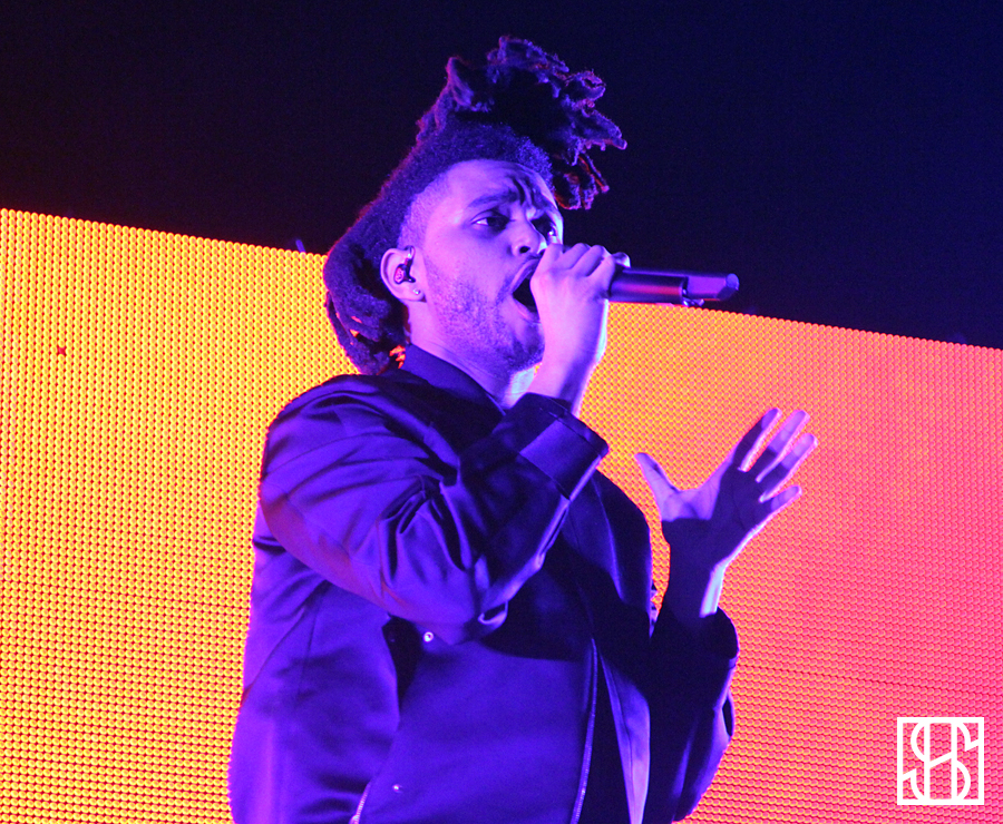 The Weeknd Coachella 2015