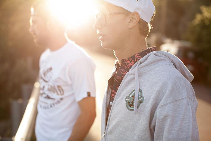 Benny Gold 2015 Spring Summer Potrero Lookbook-6