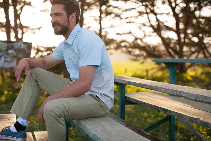 Benny Gold 2015 Spring Summer Potrero Lookbook-7