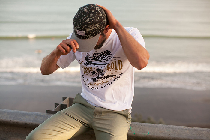 Benny Gold 2015 Spring Summer Potrero Lookbook-9