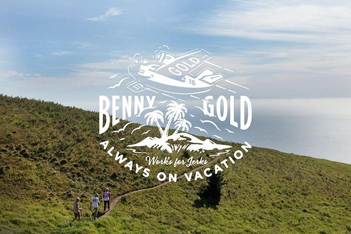 Benny Gold 2015 Spring Summer Potrero Lookbook