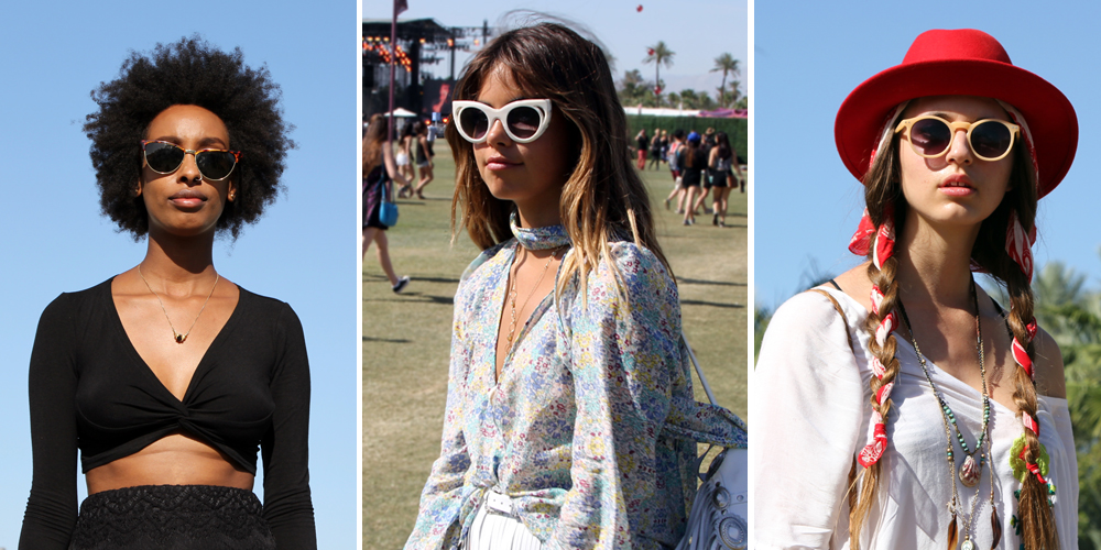 Street Style: Festival Fashion from Coachella 2015 Weekend 1