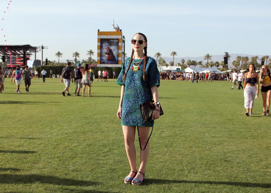 Coachella Festival Style 2015 Hawley Dunbar