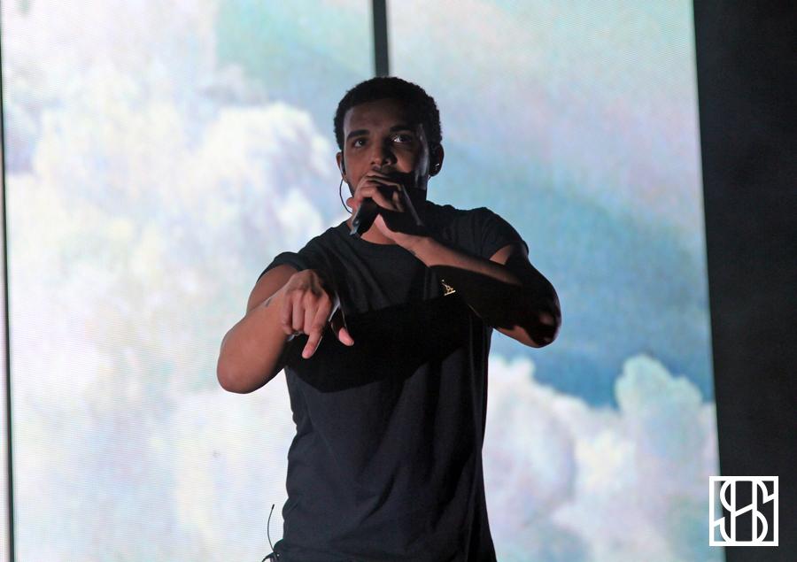 Drake Coachella 2015-2