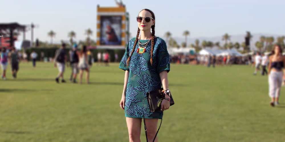 What I Wore: Coachella Music Festival 2015
