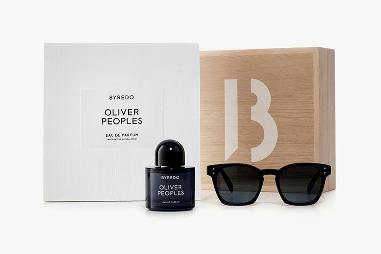 Byredo x Oliver Peoples Collaboration