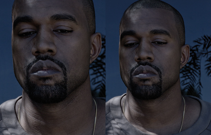 Kanye West Spread Paper Magazine-1