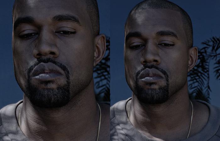 Kanye West Spread Paper Magazine-1