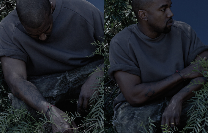Kanye West Spread Paper Magazine-3