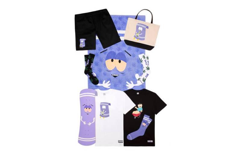 South Park x HUF 4:20 Pack