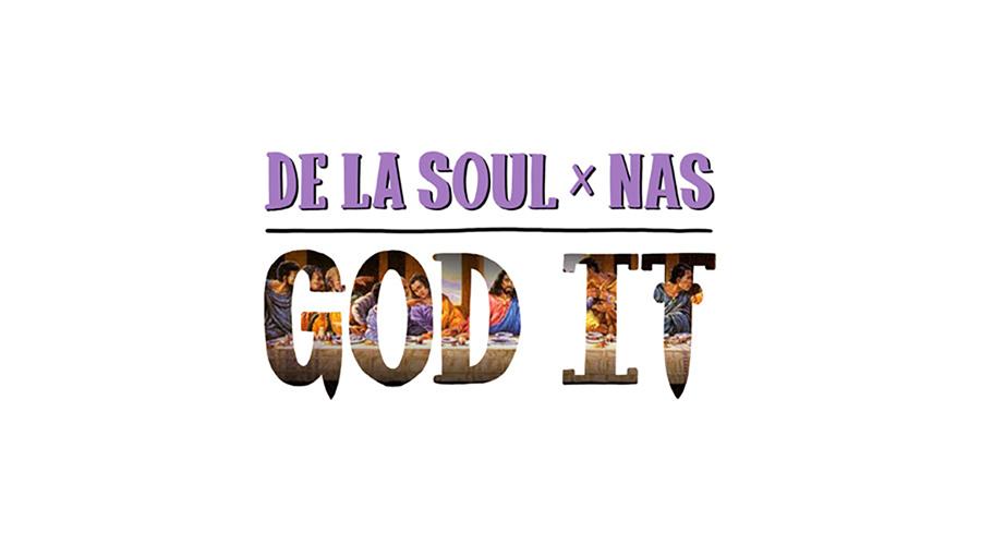 De La Soul God It ft Nas