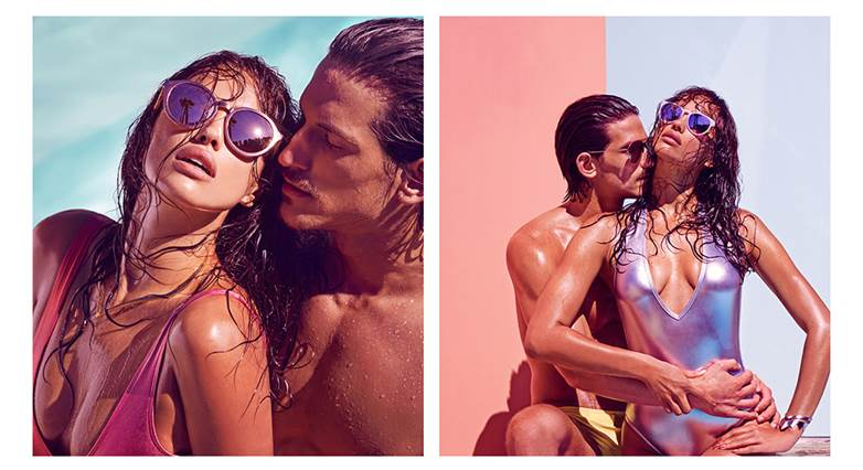 c5458a02908 Linda Farrow SS 2015 Video Campaign. For Spring Summer 2015