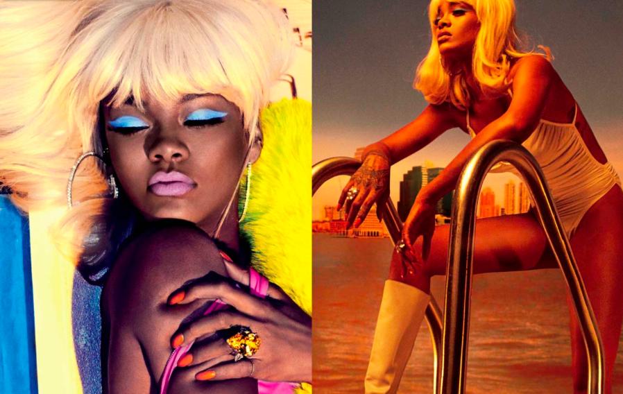 Rihanna for V Magazine Summer 2015-5