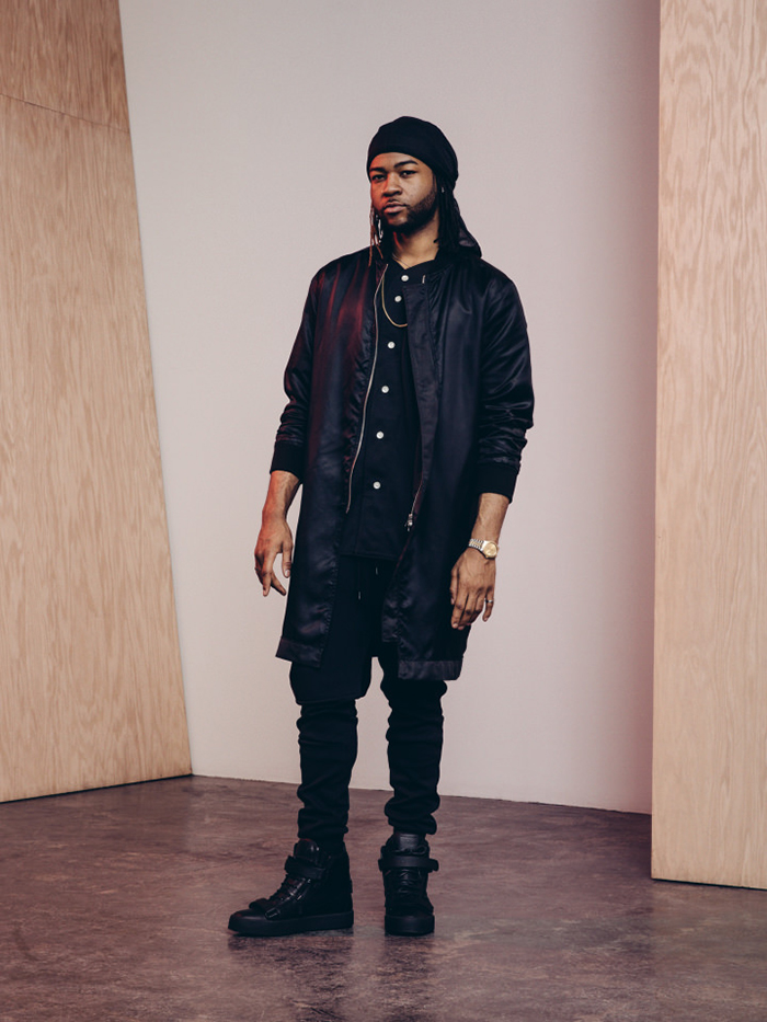 PARTYNEXTDOOR for The FADER-1
